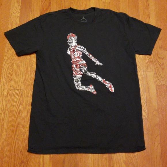 2009b74b3e9 Jordan Shirts | Air Dub Zero Mashup | Poshmark